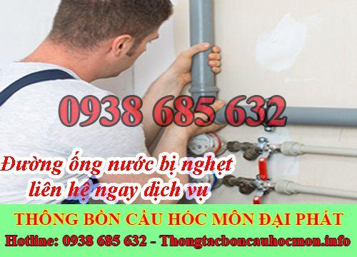 Cách thông đường ống nước bị nghẹt mang lại hiệu quả nhất
