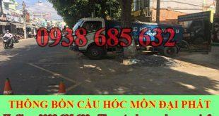 Nạo Vét Hố Ga Huyện Hóc Môn Đại Phát 0938685632