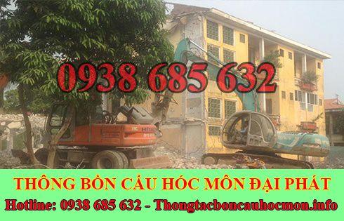 Thu mua xác nhà kho xưởng cũ Huyện Hóc Môn 0938 685 632