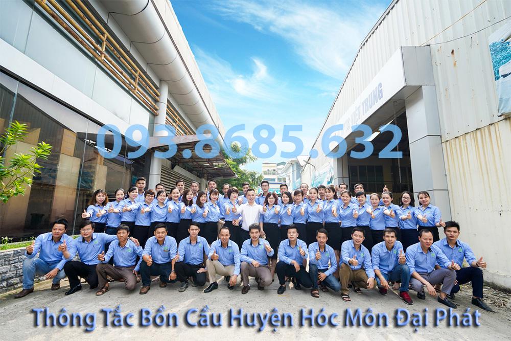 Công ty Thông Tắc Bồn Cầu Huyện Hóc Môn Đại Phát